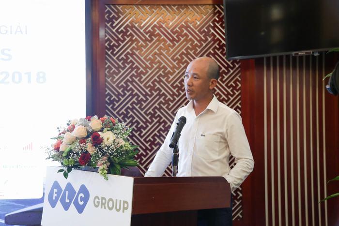 Mr Nhữ Văn Hoan - Phó TGĐ TT FLC Biscom