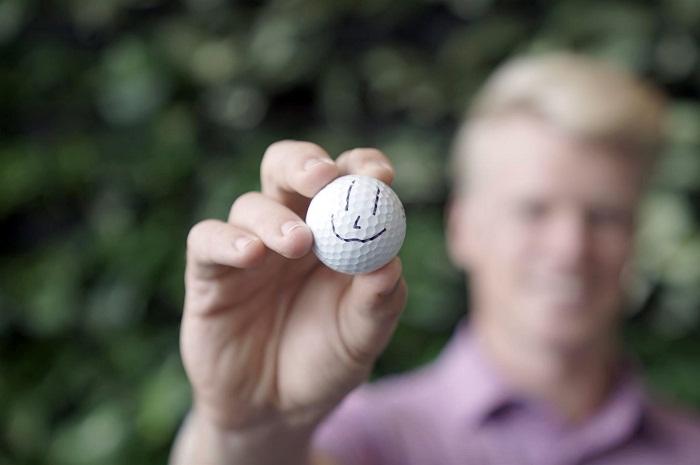 funny golf