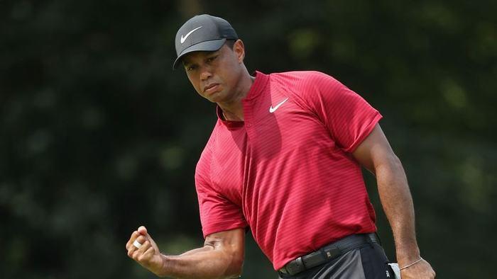 Tiger Woods là ứng cử viên được chọn tiếp theo