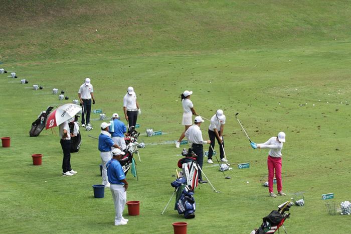 Tuyển Golf Asiad18