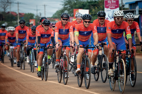 Edrington riders will head to Vietnam to tackle the 611-kilometer journey from Nha Trang to Da Nang
