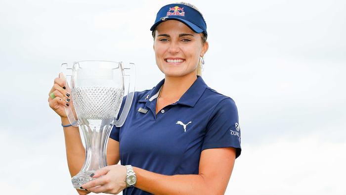 Lexi Thompson tỏa sáng tại giải đấu cuối cùng trong mùa