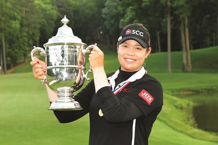 Ariya Jutanugarn nữ golfer Thái Lan hàng đầu thế giới