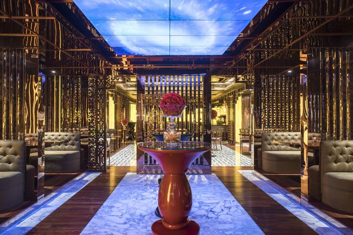 01. R&J Italian Lounge and Restaurant
