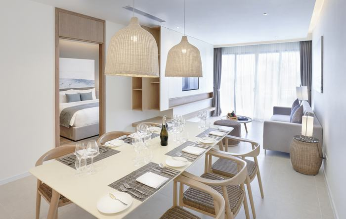 Accommodation - Apartment 3 Bedrooms