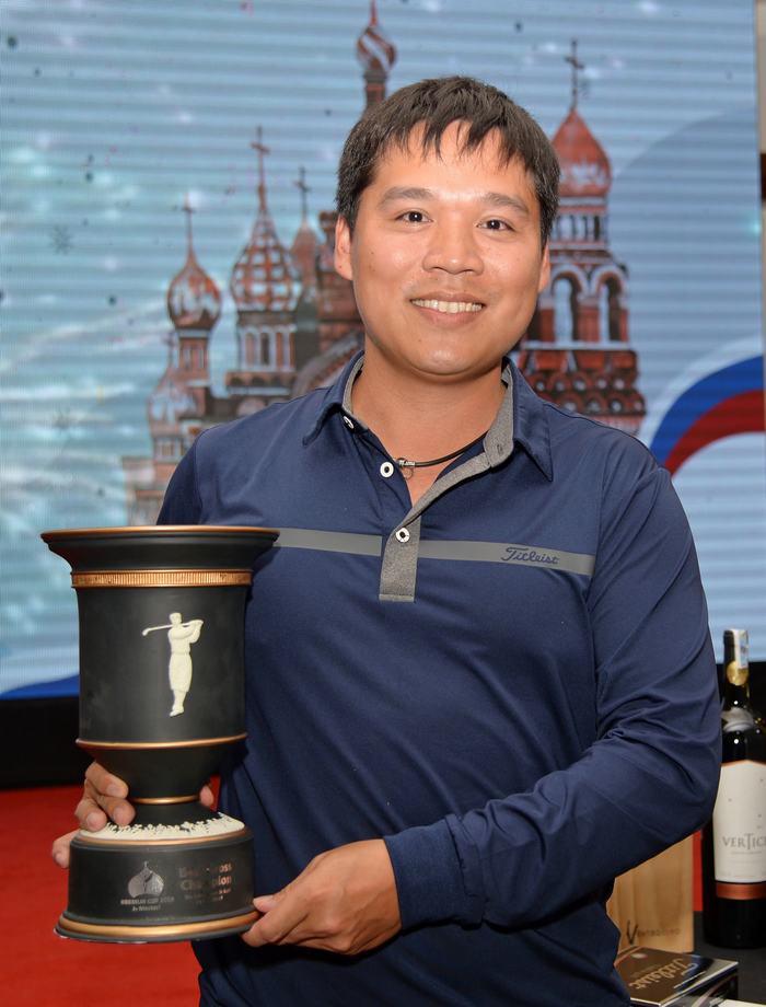 Nguyễn Quốc Mến - Nhà vô địch Kremlin Cup 2019 by Masteri