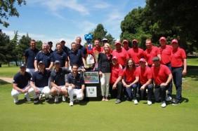 Team USA vs. Team Europe2018Monaco U.S Celebrity Golf Cup Presented by H.S.H. Prince Albert II