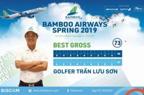 Golfer Trần Lưu Sơn – Nhà vô địch giải Bamboo Airways Sping 2019
