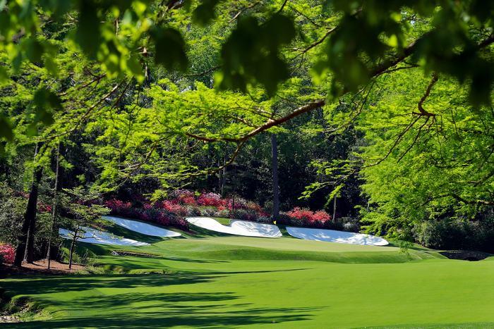 Augusta National tiêu biểu cho phong cách garden course
