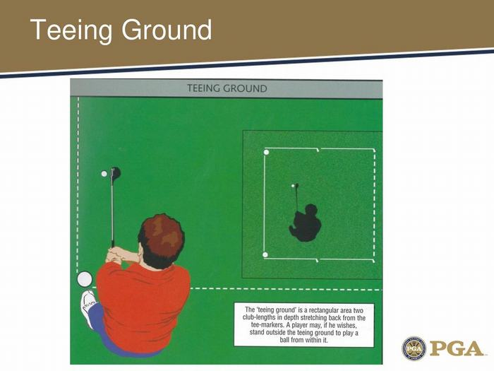 Teeing+Ground