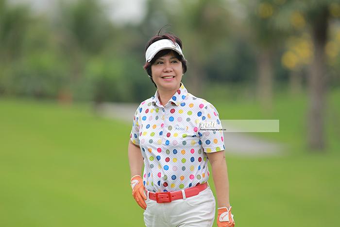Bà Nguyễn Thị Thu Hà - Chủ tịch CLB Queen Club