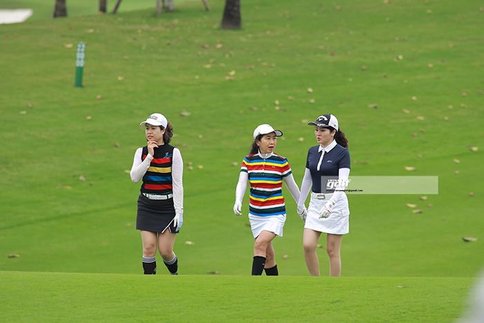 Đồng hành cùng nhau qua 18 hố golf