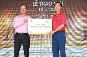 Giải Vô địch các CLB Golf Hà Nội lần thứ 2