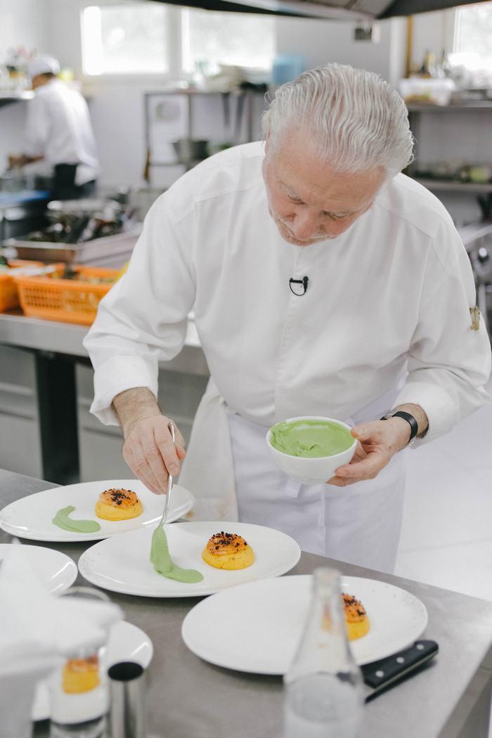 Chef Alain Dutournier 2