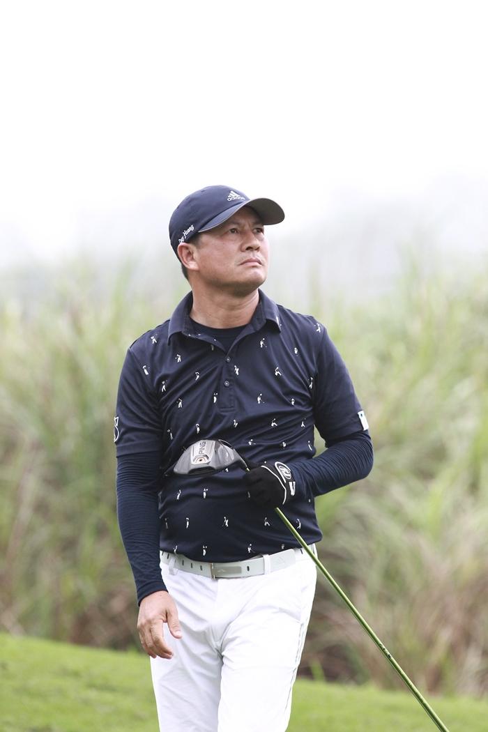 Golfer Hoàng Ngọc Quý