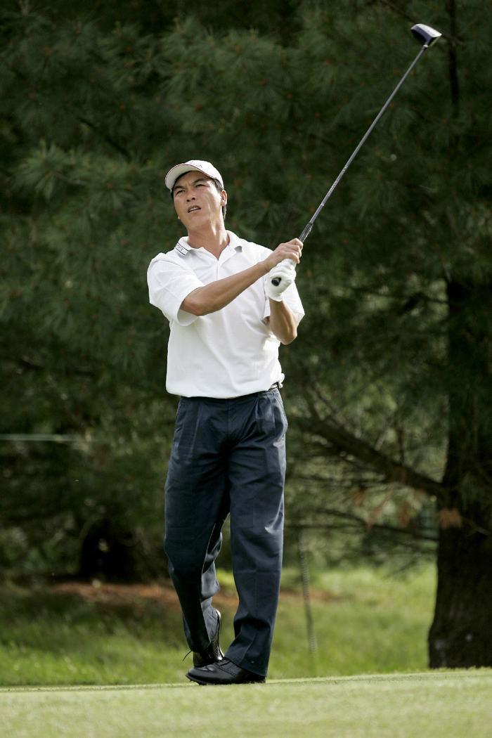 Zhang Lianwei. Photo credit Getty Images