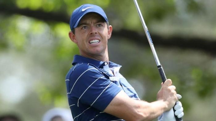 Rory McIlroy sẽ khó hoàn thành Grand Slam sau giải đấu