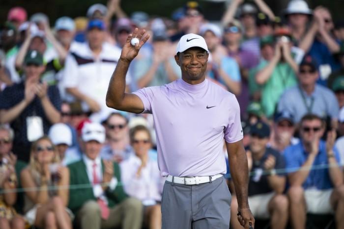 Tiger Woods có cơ hội giành về danh hiệu Masters thứ 5