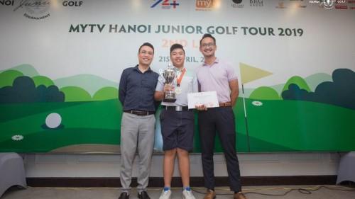 Đặng Minh vô địch vòng 2