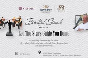 Sự kiện Beauty Sound chapter 1: Let the star guide you home - Chuyến du hành sáng tạo vào  thế giới ẩm thực để khám phá văn hoá, âm nhạc và nghệ thuật!