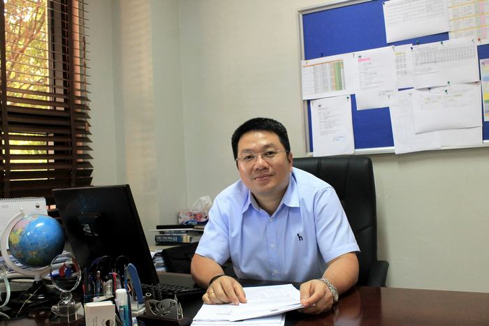 Mr Nguyen Van Nam - GM