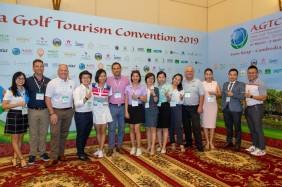 Đoàn Việt Nam tại AGTC 2019