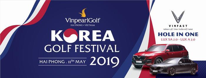 Korean golf festival