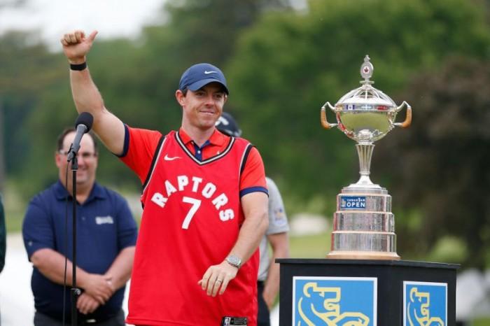 Rory McIlroy đi vào lịch sử giải đấu