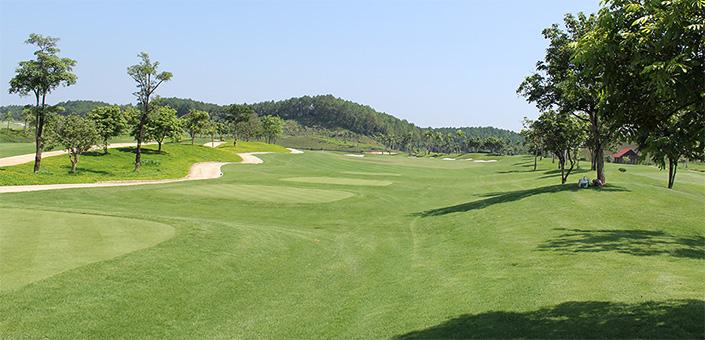Trang An Golf & Country Club (18 Holes)
